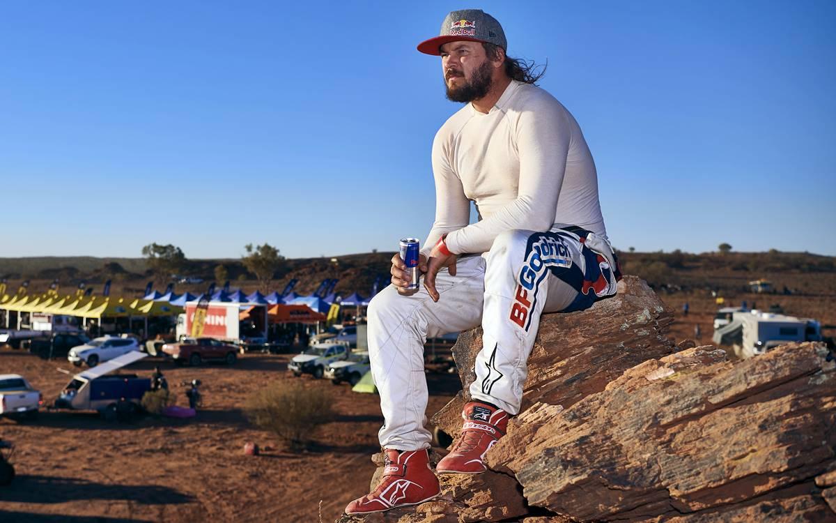 Toby Price, entre el regreso y el objetivo de correr el Dakar en autos