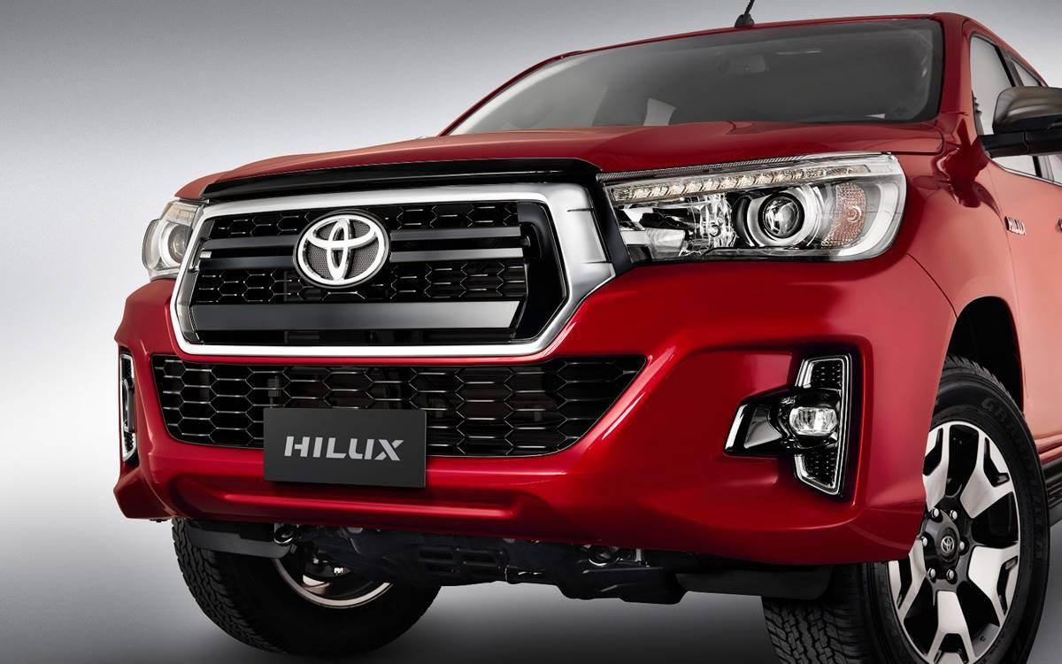 Toyota Hilux 2020: Más seguridad y tecnología en todas las versiones