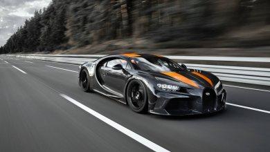 Photo of El Bugatti Chiron establece nuevo récord de velocidad al alcanzar 490,484 km/h