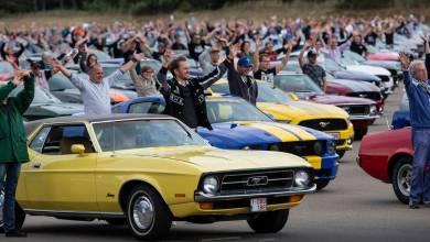 Photo of El Ford Mustang bate un nuevo récord