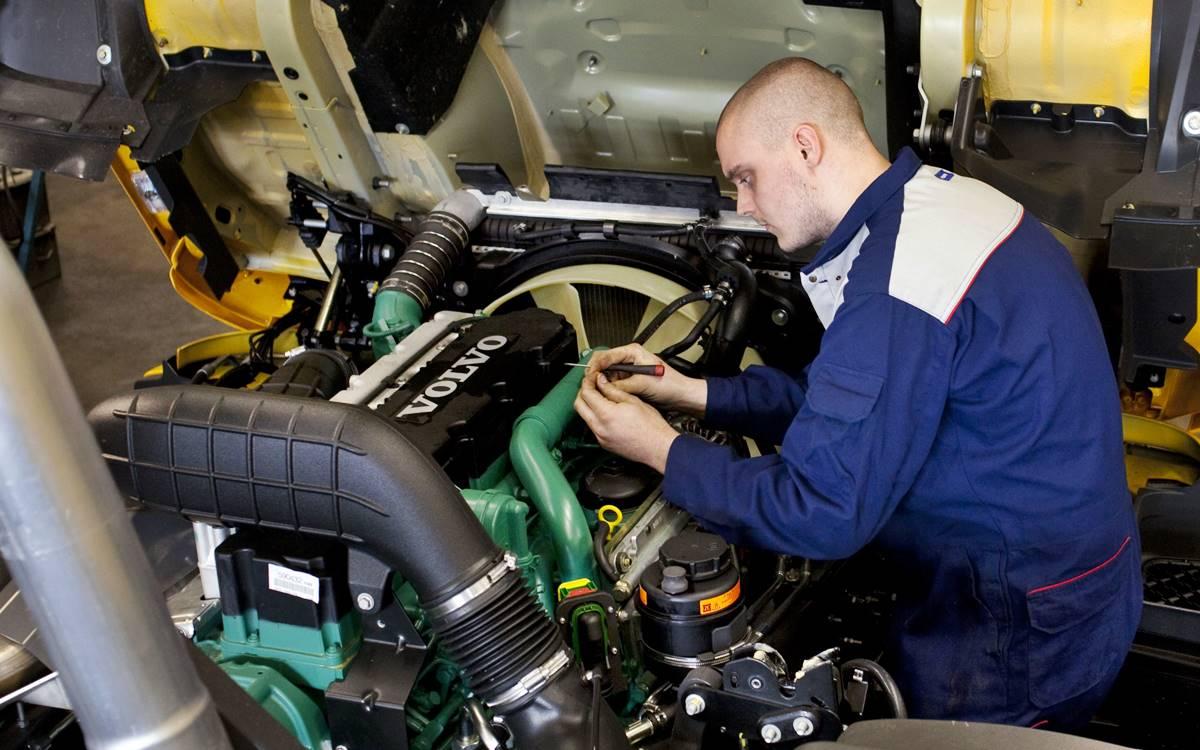 Volvo lanza una garantía de 24 meses para repuestos genuinos de camiones y buses