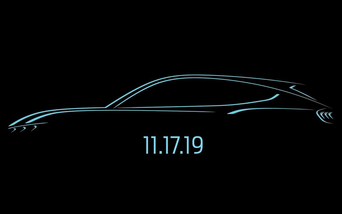Ford anuncia el lanzamiento de un SUV eléctrico inspirado en el Mustang