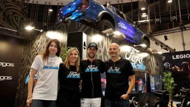 Photo of El equipo Fordzilla se presentó en el Madrid Games Week