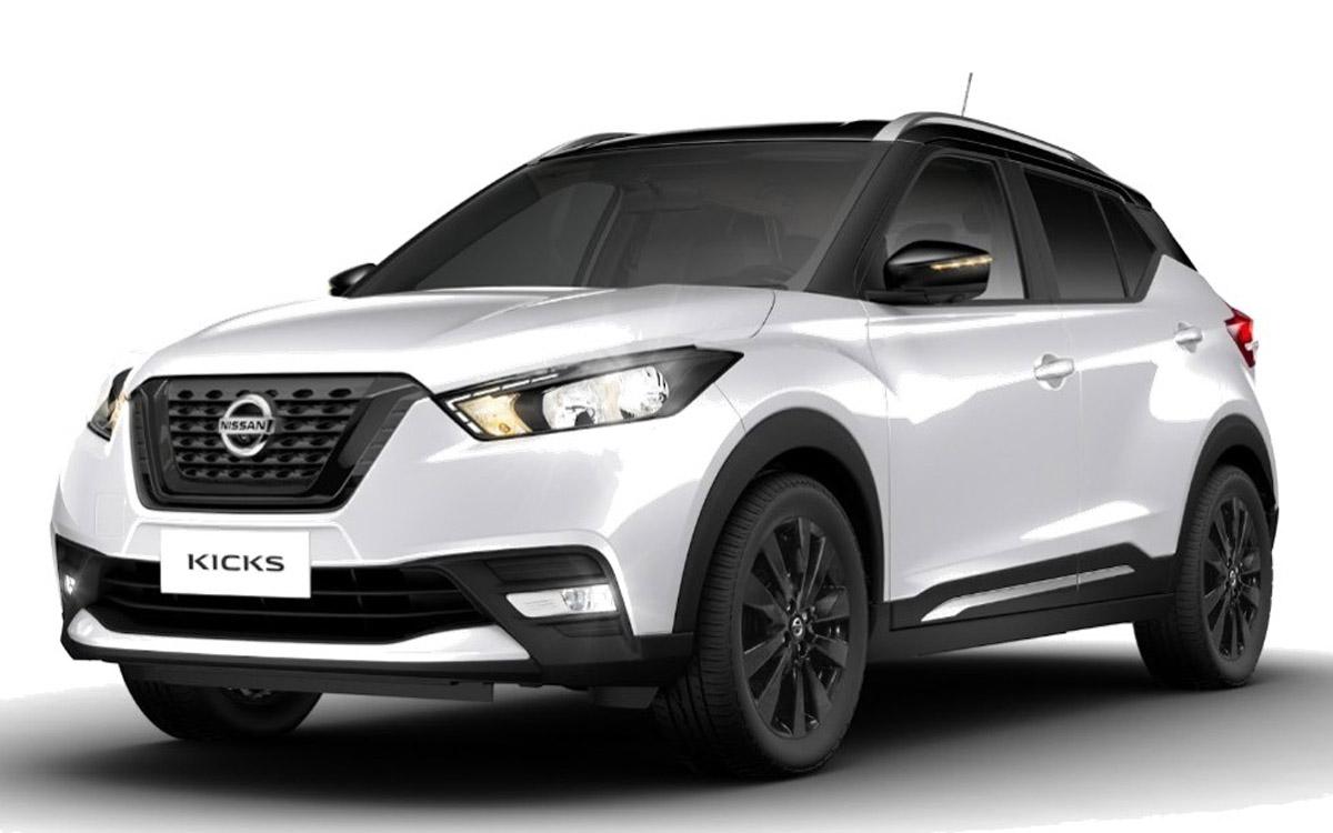 Nissan Kicks Special Edition llega a la Argentina