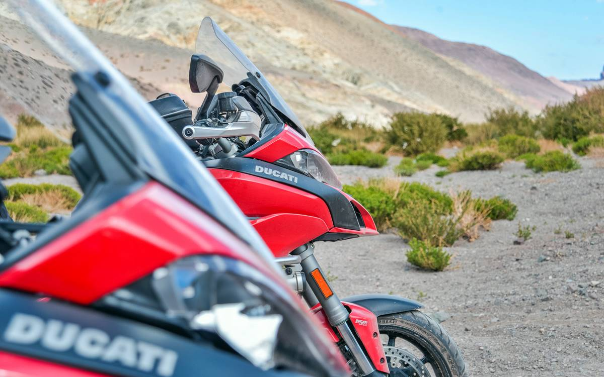 Ducati Touring Experience