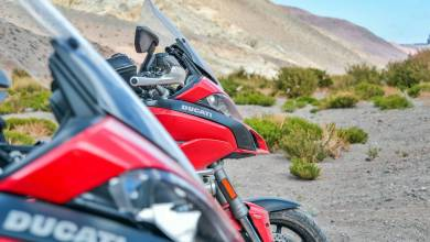 Photo of Ducati Touring Experience en Laguna Brava