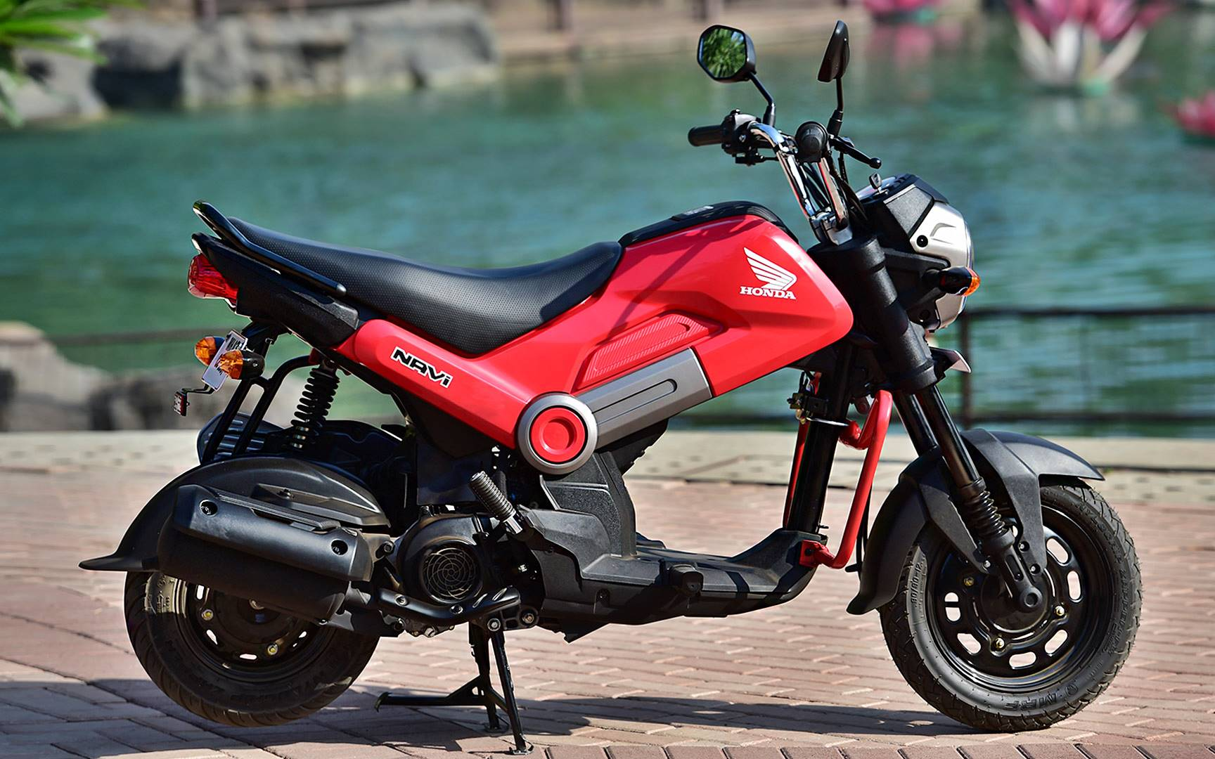 Honda NAVi: Minimoto siglo XXI