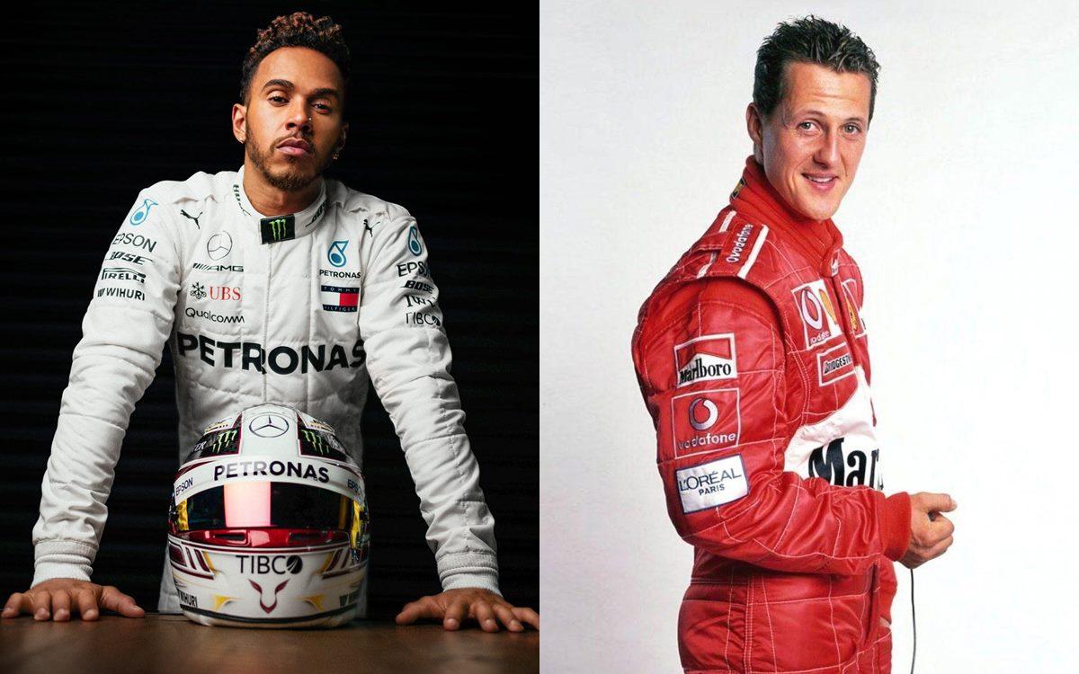 ¿Quién es mejor, Lewis Hamilton o Michael Schumacher? Hablas los números…