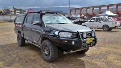 "Photo of Toyota Hilux ""La Lola"": Preparada para todo"