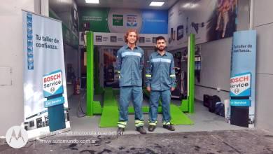 Photo of ???? Inauguración del Bosch Car Service Express