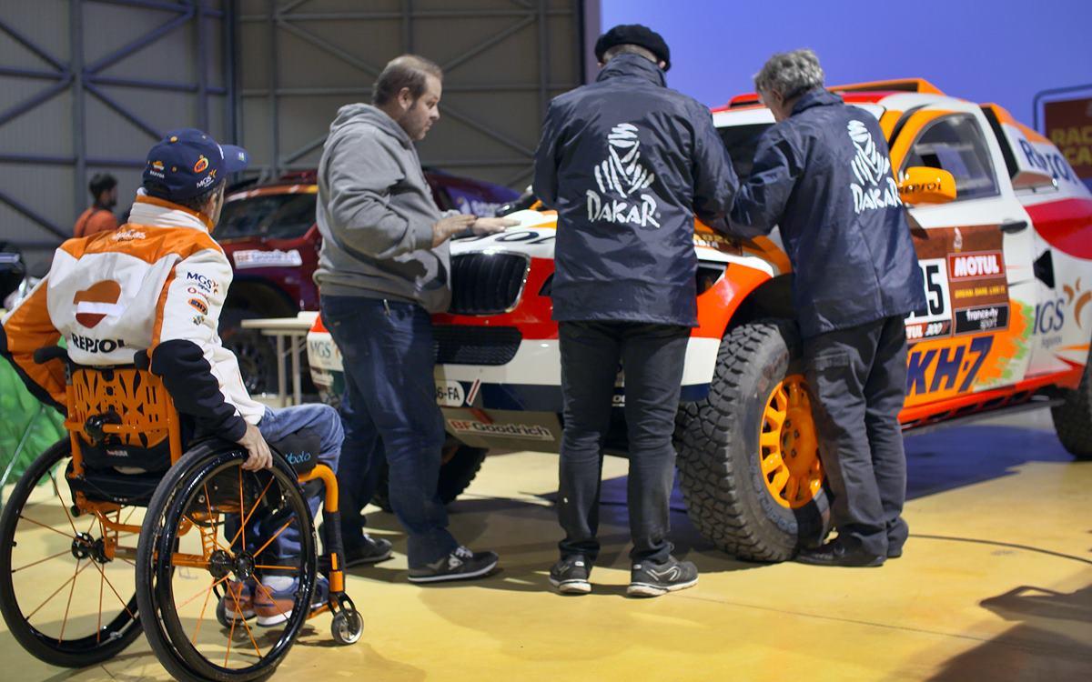 El Dakar 2020 inició sus verificaciones técnicas