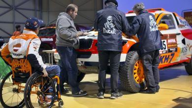 Photo of El Dakar 2020 inició sus verificaciones técnicas