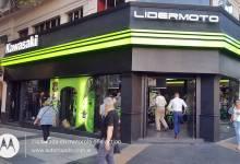 Photo of ???? LiderMoto inauguró sucursal en pleno centro porteño