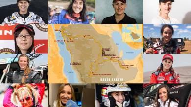 Photo of Las 12 mujeres que correrán el Dakar