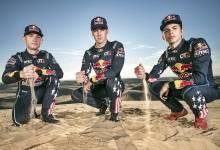 Photo of El Red Bull Off-Road Junior listo para el Dakar