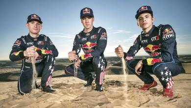 Photo of El Red Bull Off-Road Junior listo para el Dakar