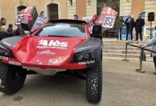 Photo of Romain Dumas se le anima al Dakar con su propio buggy