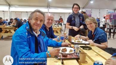 Photo of Almuerzo de campeones en el Dakar 2020
