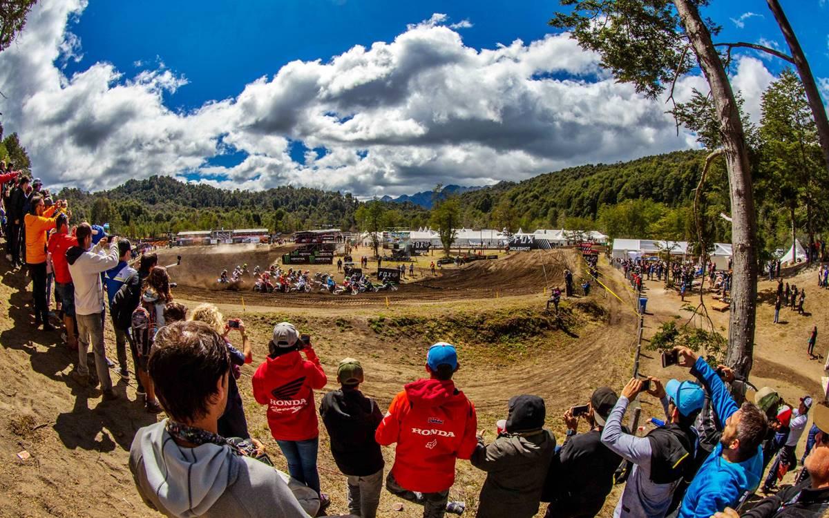Todo listo para el MXGP Patagonia Argentina