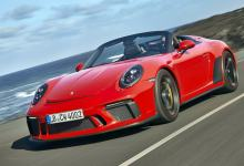 Photo of El único Porsche 911 Speedster que hay en la Argentina busca dueño