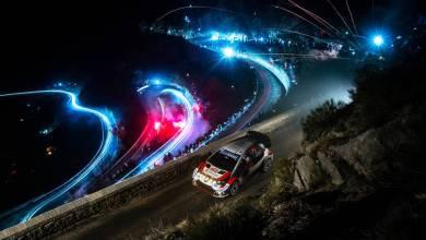 Photo of El Rally de Montercarlo 2020 en fotos