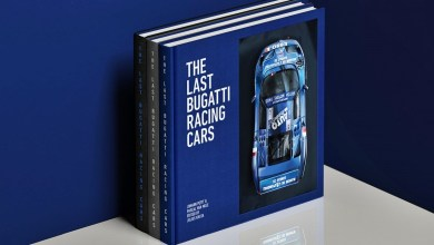Photo of El Bugatti EB110 tiene su libro