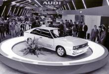 Photo of Audi festeja los 40 años del Audi quattro