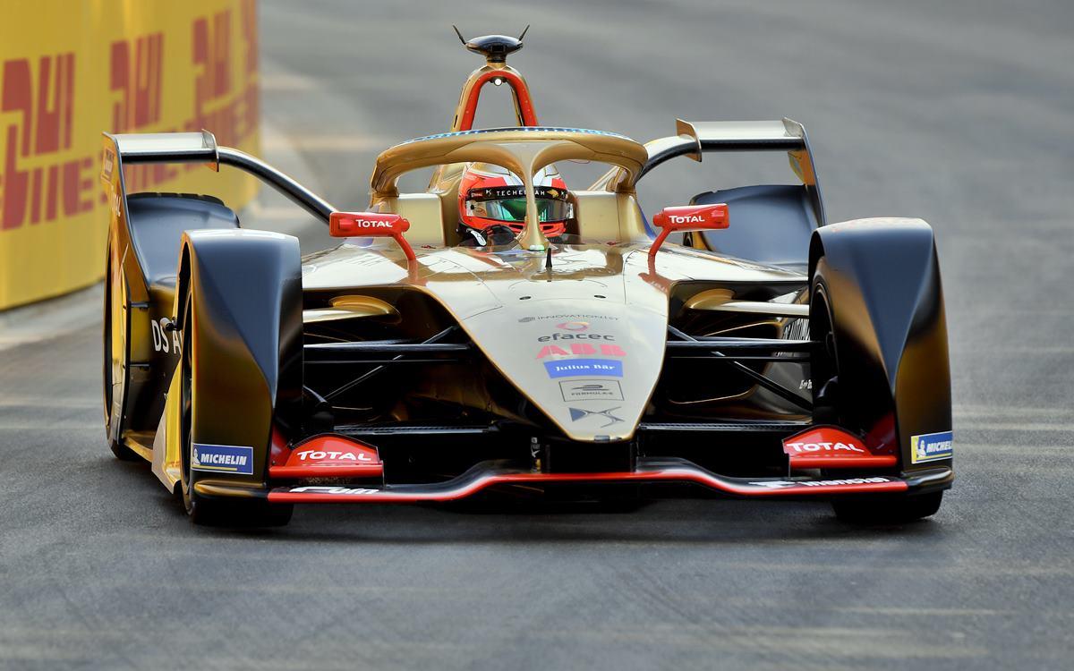 DS Formula E