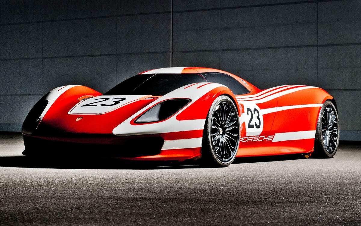 Porsche prepara un superdeportivo con el motor que había desarrollado para la F.1