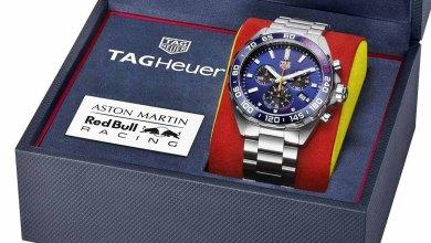Photo of TAG Heuer celebra con este reloj su alianza con el Aston Martin Red Bull Racing