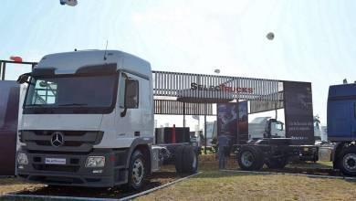 Photo of Mercedes-Benz presente en Expoagro 2020