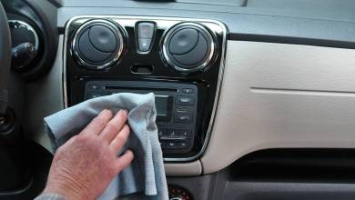 Photo of Consejos para limpiar el auto en tiempos de coronavirus
