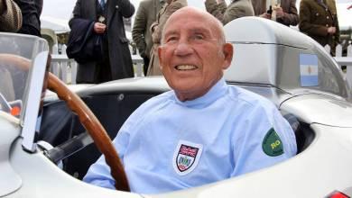 Photo of Stirling Moss falleció al los 90 años