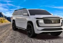 Photo of Triton Model H: El SUV eléctrico de los ¡1.500 CV!
