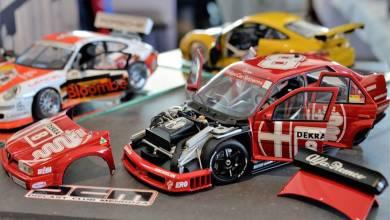 Photo of Se viene la primera exposición virtual de autos a escala