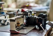 Photo of Secretos para recrear imágenes icónicas del automovilismo con tus Lego