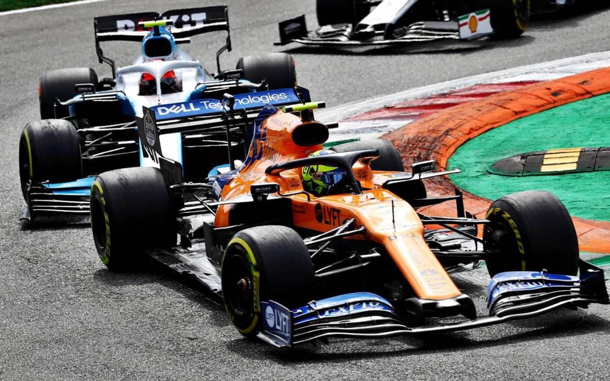 McLaren y Williams