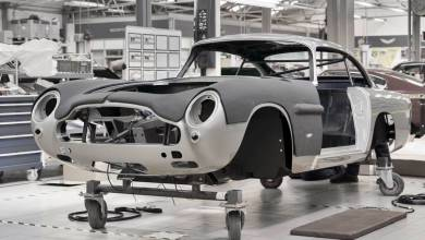 Photo of Aston Martin DB5 Goldfinger Continuation: Para sentirse James Bond