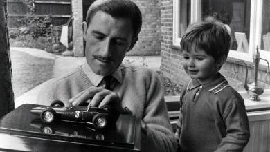 Photo of Damon Hill: En el nombre del padre