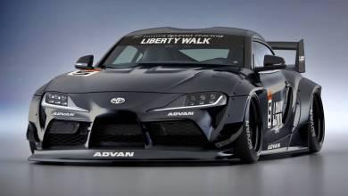 Photo of Toyota Supra por Liberty Walk: Listo para las pistas