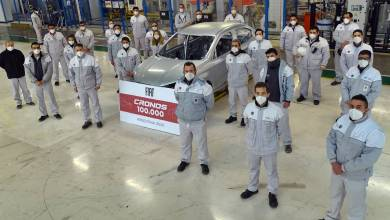 Photo of FCA alcanzó la producción de 100.000 Cronos en su planta de Ferreyra
