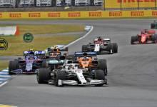 Photo of Por ahora, la Fórmula 1 no correrá en Alemania…