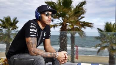 Photo of XNDA, el nombre artístico de Lewis Hamilton