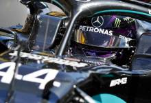 Photo of Lewis Hamilton fue más que la lluvia y largará adelante en el GP de Estiria