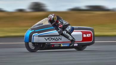 Photo of Max Biaggi se subirá a una moto eléctrica de 413 CV para batir récord de velocidad