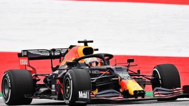 Photo of Max Verstappen, el dueño del viernes en el Red Bull Ring