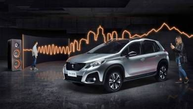 Photo of Peugeot 2008 IN CONCERT: ¡Subí el volumen!