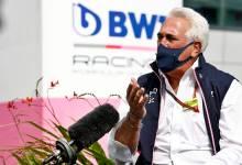Photo of Lawrence Stroll sale en defensa de Racing Point
