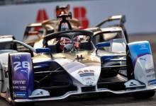 Photo of Gunther gana con lo justo en la tercera carrera de la Fórmula E en Berlín