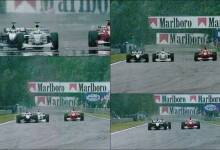 Photo of Aquel sobrepaso de Häkkinen a Schumacher en Spa-Francorchamps
